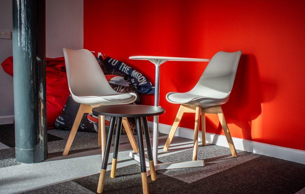 Digital Innovation Academy Furniture